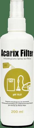 Acarix filter
